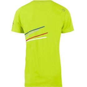 La Sportiva Stripe 2.0 T-Shirt Homme, apple green